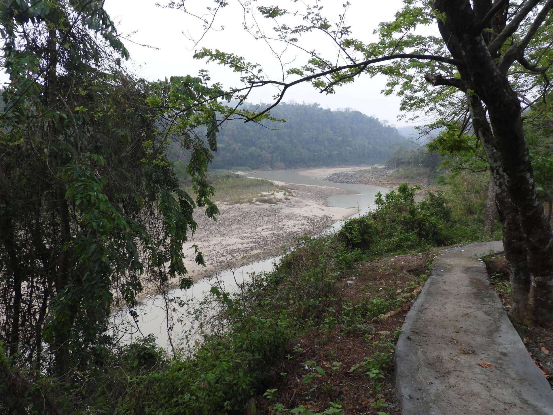 Siju Bird Sanctuary in Garo Hills, Meghalaya