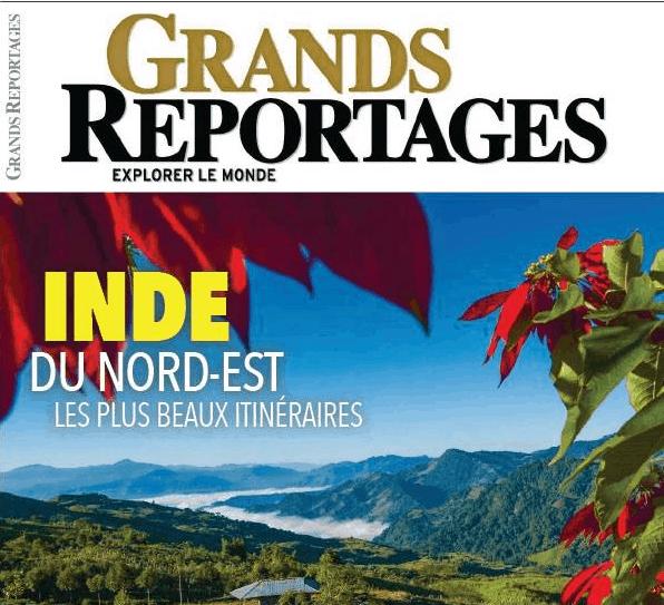 Inde du Nord Est - Grands Reportages