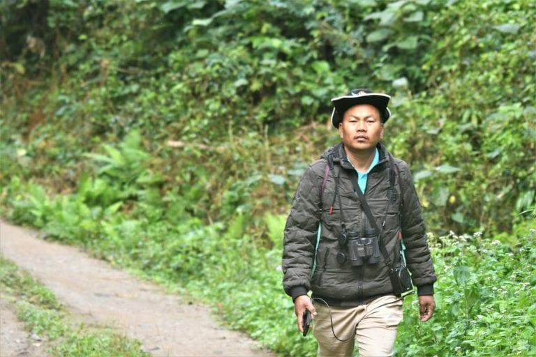 Ohey Tayeng - Pakke Nest Protector, Assam