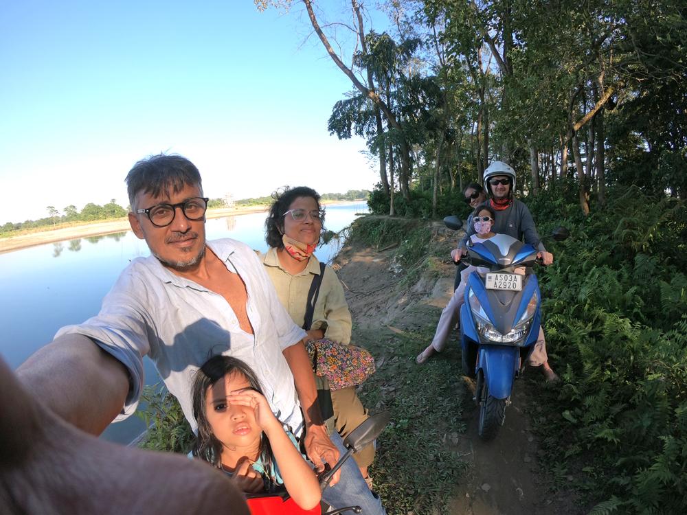 Family Adventures in Assam – Part 2: Majuli